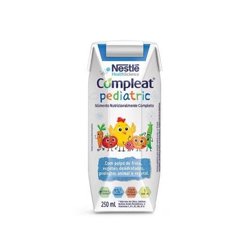 SUPLEMENTO LÍQUIDO INFANTIL COMPLEAT PEDIATRIC 250ML
