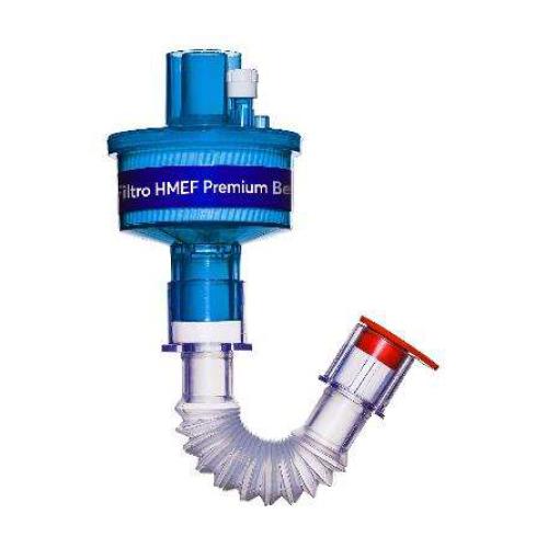 Filtro HMEF Premium para Ventilação Mecânica